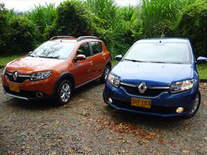 Renault Sandero y Sandero Stepway llegan a Colombia desde $30'990.000 y $41'490.000