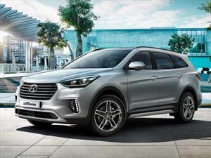 Nuevas Hyundai Hyundai Santa Fe y Grand Santa Fe se lanzan en Argentina