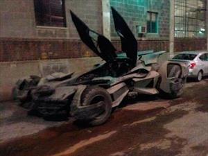¿Podría ser éste el nuevo Batimóvil?