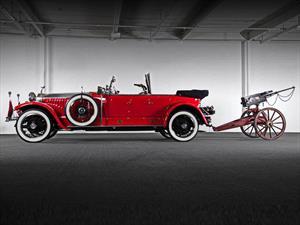 Rolls-Royce de 1925 armado hasta con una ametralladora