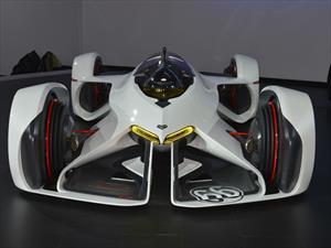 Chevrolet Chaparral 2X Vision Gran Turismo Concept, más que impresionante