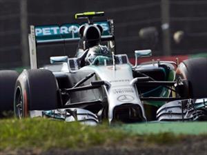 F1 GP de EE.UU.: Pole para Rosberg y Mercedes