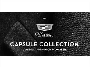 Cadillac impone moda con la Colección Capsule