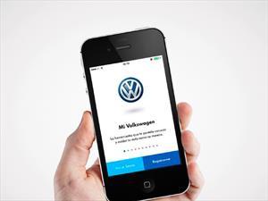 Mi Volkswagen la nueva app de la marca en México
