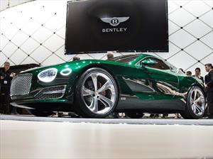 Bentley EXP 10 Speed 6 Concept, deportividad y lujo