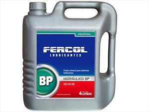 Fercol lanza nuevo envase para su lubricante hidráulico BP 68