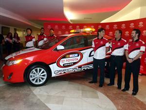 Nascar Toyota Series presenta su temporada 2013