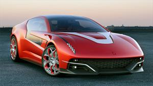 Italdesign Giugiaro Brivido Concept debuta en Ginebra 2012