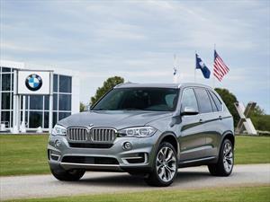 Planta de Spartanburg de BMW X3 hace historia