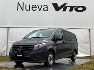 Mercedes-Benz VITO se lanza en Argentina