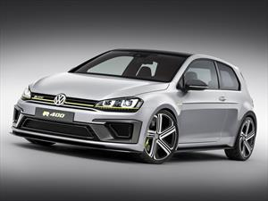 Volkswagen Golf R 400 Concept se presenta