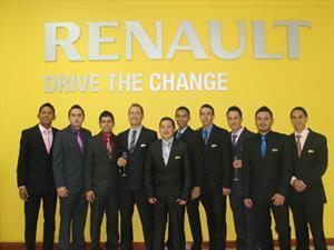 Renault Academy graduó la 39ª promoción de Coordinadores Técnicos