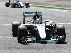 Hamilton es puntero en el GP de Hungría 2016