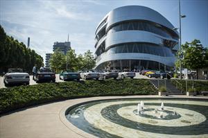 El Museo de Mercedes-Benz celebra su 10º aniversario
