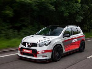 Nissan Qashqai GT-R con 1,500 Hp es rifado en Reino Unido