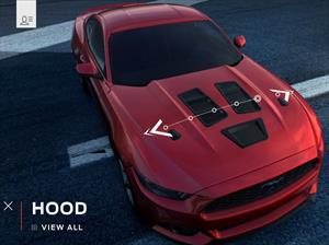 Mustang Customizer se moderniza