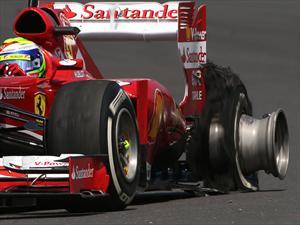 F1: La respuesta de Pirelli a la polémica por los neumáticos
