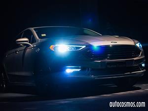 Ford Fusion 2017 se renueva en Chile por $15.940.000
