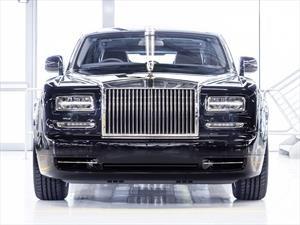 Rolls-Royce Phantom termina su producción