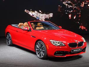 El BMW Serie 6 y su facelift para el NAIAS