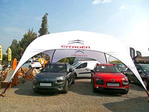 Citroën inaugura punto de Test Drive en Chicureo