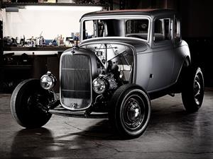 Ahora puedes construir como nuevo un Ford de 1932