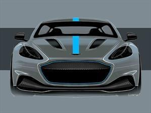 Confirmado, el primer Aston Martin eléctrico será el Rapide