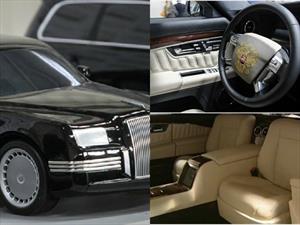 Proyecto Cortege, el próximo auto de Vladimir Putin
