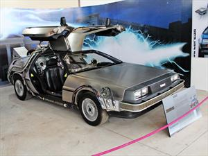 DeLorean DMC-12 será exhibido en sede Duoc UC Plaza Norte