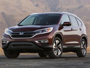 Honda CR-V 2015: Pequeños cambios