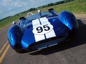 El único Shelby Cooper Monaco King Cobra fue subastado