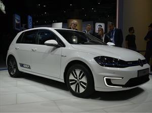 Volkswagen e-Golf 2017 ofrece mayor autonomía