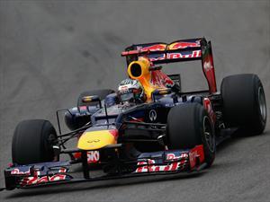 F1: Vettel se consagra tricampeón en Brasil