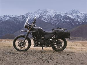 Royal Enfield Himalayan Adventure debuta