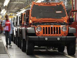 FCA invierte mil millones de dólares en las plantas de Jeep