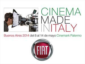 """FIAT Argentina patrocina el """"Cinema Made in Italy"""""""