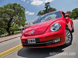 Prueba VW The Beetle