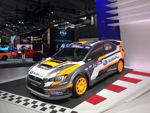 Subaru VT15x va rumbo al Red Bull Global Rallycross