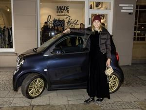 Así es el smart ForTwo Brabus tailor made by Veronika Heilbrunner