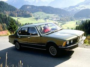 Historia: los 40 años de la Serie 7 de BMW