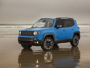 Jeep Renegade, primer contacto desde los EE.UU.