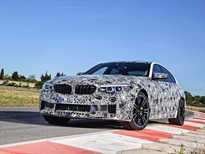 Video: el BMW M5 2018 luce impresionante