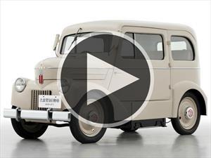 Video: Nissan Tama, el antecesor del Leaf