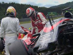 F1: Rosberg y Mercedes conquistan Austria