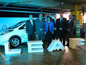 La Universidad Panamericana estrena estación de carga para autos eléctricos