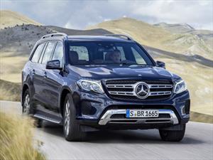 Mercedes-Benz GLS, ya está en Colombia desde $329'000.000