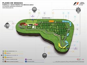 El regreso de la F1 a México en 2016