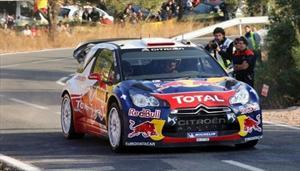 WRC: Mónaco, Loeb tiene todo bajo control