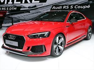 Audi RS5 2018, un coupé lleno de rabia