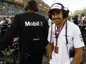 F1: Alonso se baja de la candidatura al Mercedes